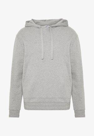 JOSH - Kapuzenpullover - grey melange
