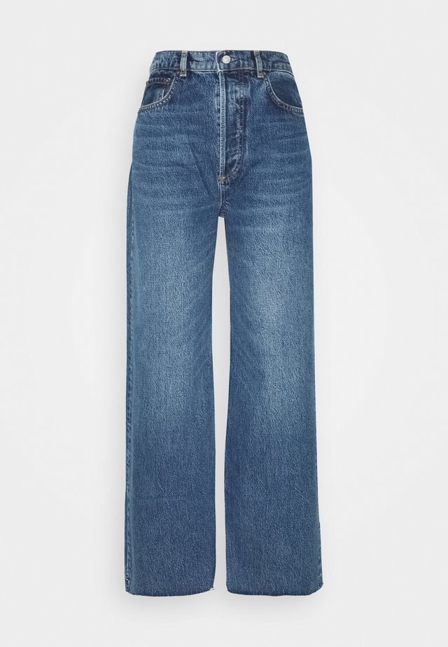 CHARLEY WIDE LEG - Jeans a zampa - greed