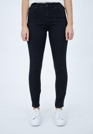 ALEXAANKLE - Jeans Skinny Fit - black
