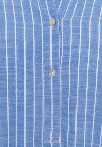 Live Unlimited London - Button-down blouse - blue - 3