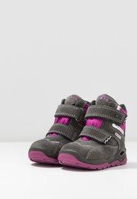 Primigi - Winter boots - grig/magenta - 3