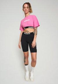 Napapijri - Long sleeved top - pink super - 1