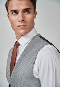 Next - PUPPYTOOTH  - Suit waistcoat - grey - 2
