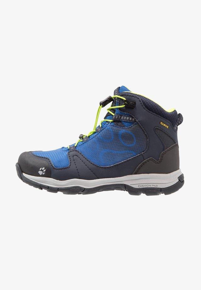 AKKA TEXAPORE MID  - Trekingové boty - vibrant blue