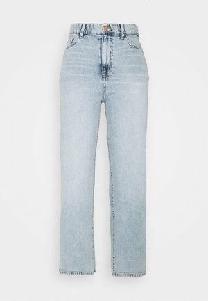 TROUSERS HANNA - Flared Jeans - light denim