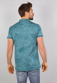 Gabbiano - Polo shirt - kale green - 2