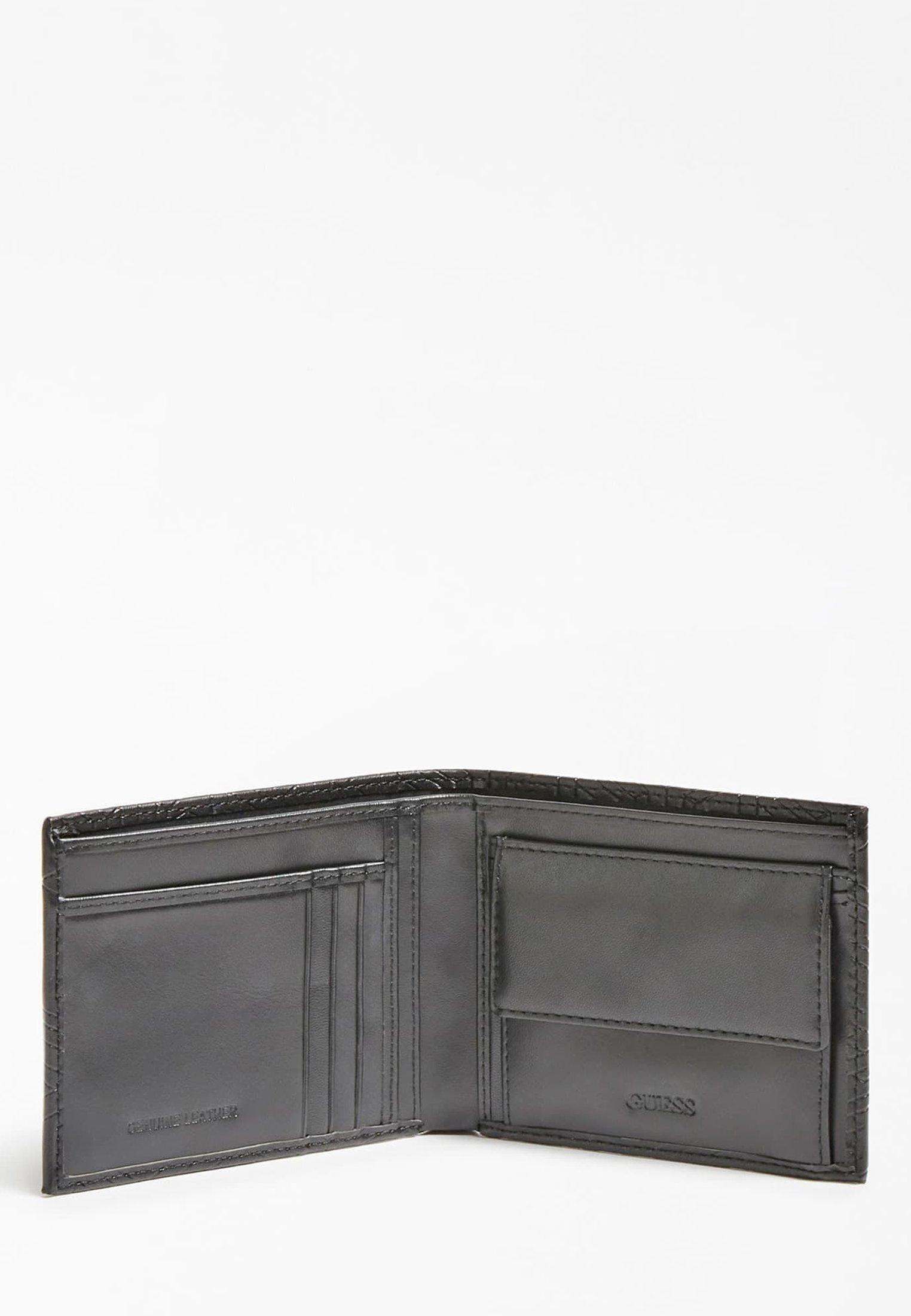 Guess Geldbörse - noir/schwarz - Herrentaschen vt44z