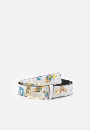 PIN BUKLE PRINTED PATENT - Belt - multi-coloured
