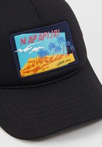 Napapijri - FORBES - Caps - black - 6