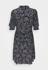 Vero Moda Petite - VMLISSY SHORT DRESS - Kjole - dark blue - 4