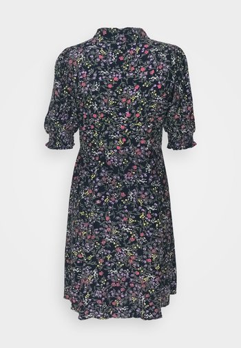 VMLISSY SHORT DRESS - Sukienka letnia - dark blue