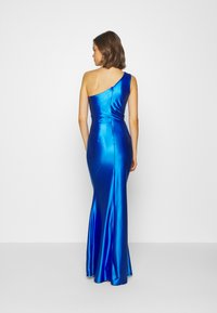 WAL G. - ONE SHOULDER MAXI DRESS - Suknia balowa - electric blue - 2
