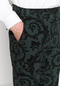 Twisted Tailor - LAMENT SUIT - Traje - khaki - 7