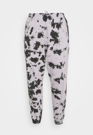 TIE DYE 90S JOGGER - Tracksuit bottoms - lilac