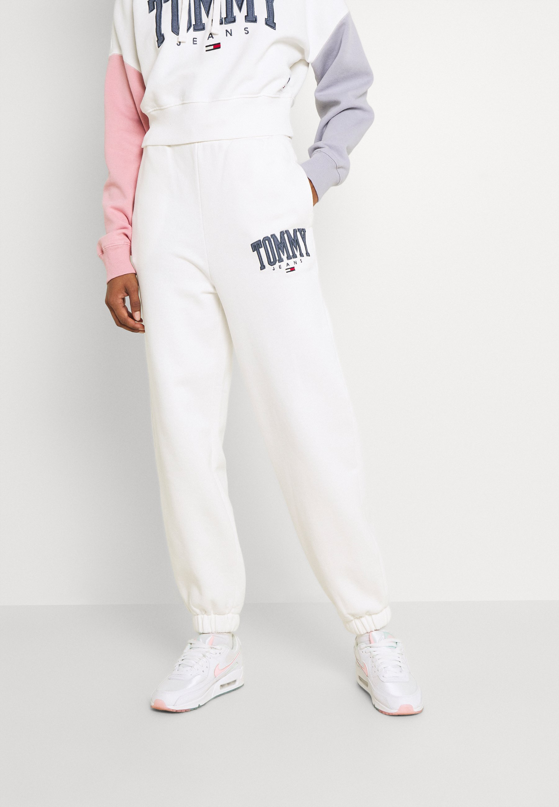 Women COLLEGIATE PANT - Tracksuit bottoms
