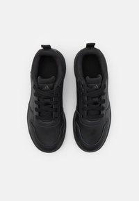 adidas Performance - TENSAUR - Sports shoes - core black/grey six - 3