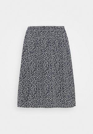 LAURALEE RAYE SKIRT - A-snit nederdel/ A-formede nederdele - dark blue