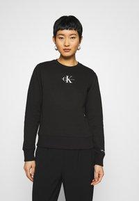 Calvin Klein Jeans - Sweatshirt - black - 0