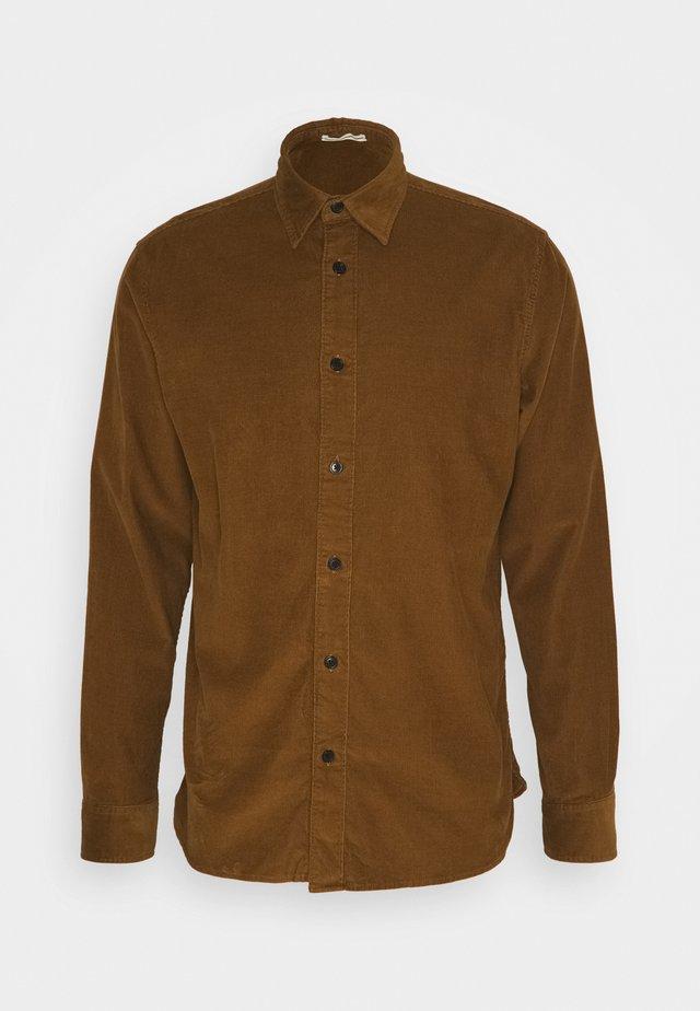 SLHREGHENLEY CAMP - Skjorta - breen