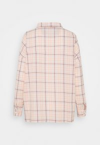 Missguided - CHECK - Button-down blouse - pink - 1