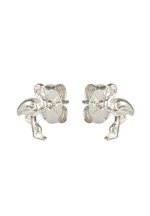 FLAMINGO  - Earrings - silver