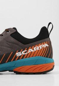 Scarpa - MESCALITO - Trekingové boty - titaniuim/tonic - 5