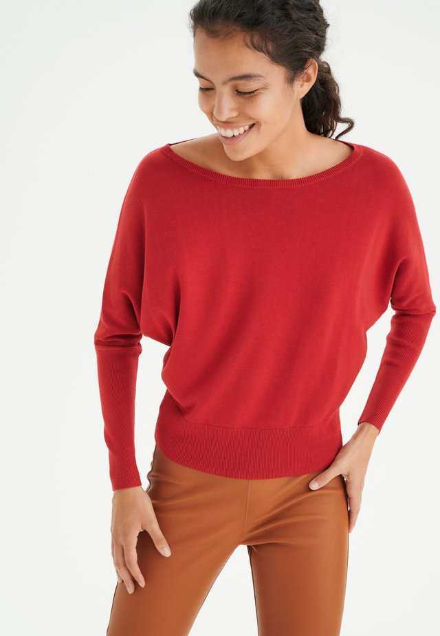 INWEAR ADETTEIW  - Pullover - true red