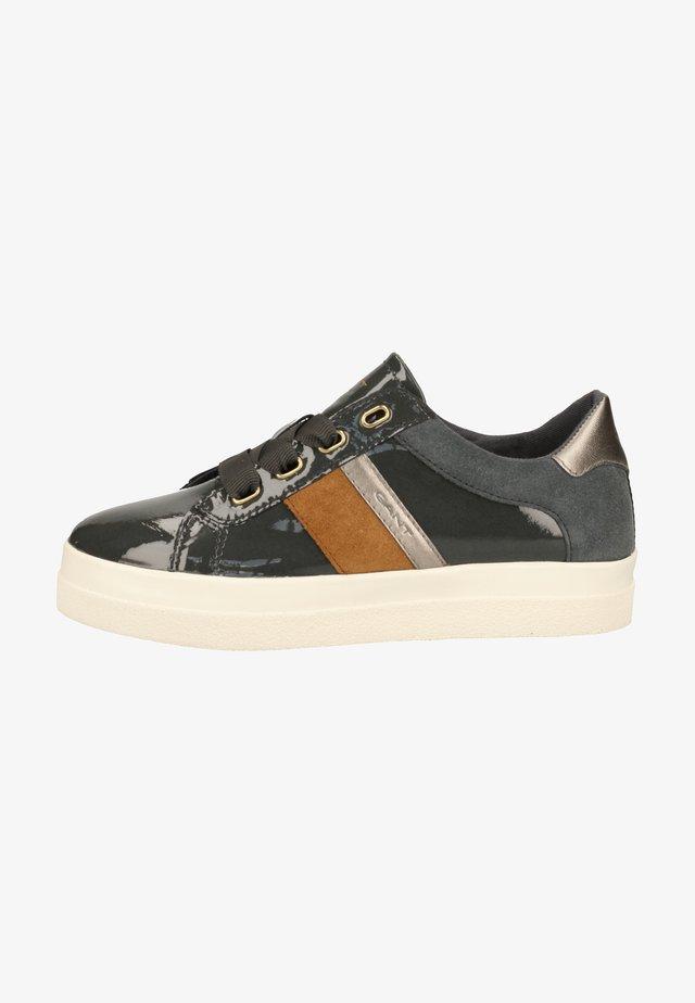 AVONA - Sneakers laag - dark gray