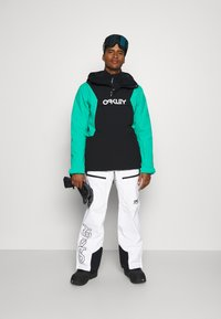 Oakley - LINED SHELL PANT - Snow pants - white - 1