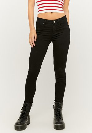 Jeansy Slim Fit - blk001