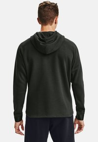 Under Armour - Zip-up hoodie - baroque green - 2