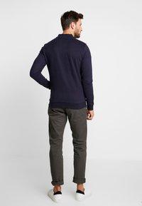 edc by Esprit - Zip-up hoodie - navy - 2