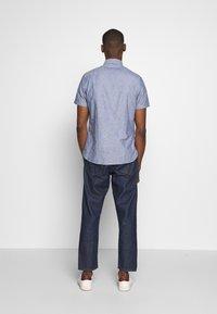 Tommy Hilfiger - SLIM SHIRT  - Shirt - blue - 2