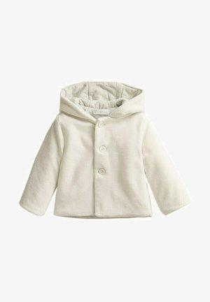 ANORAK - Winter jacket - cremeweiß