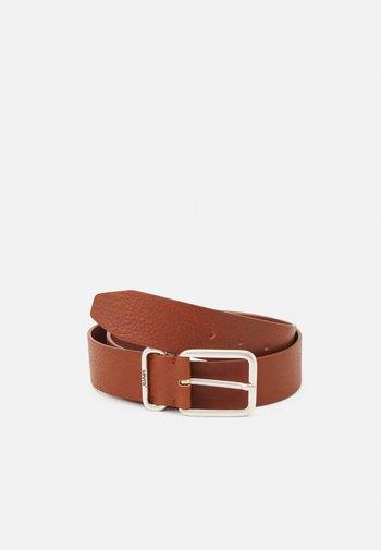 KEEPER BELT - Cintura - brown