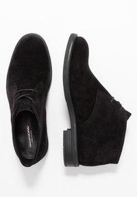 Vagabond - AMINA - Chaussures à lacets - black - 3