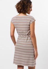 zero - Day dress - almond - 2