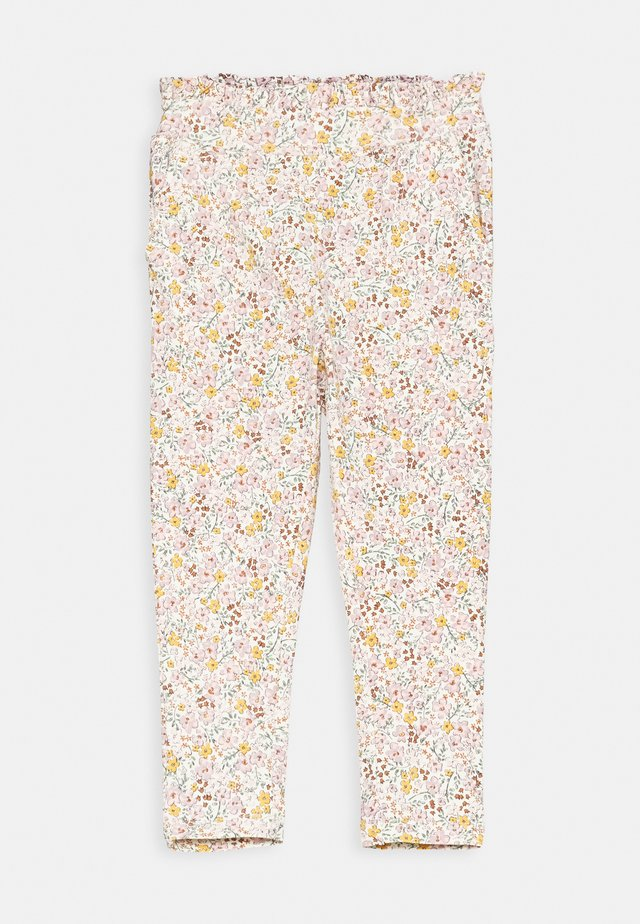 NMFDAGMAR PANT - Pantalones - whitecap gray