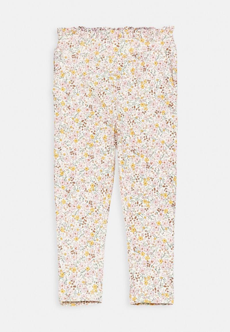 Name it - NMFDAGMAR PANT - Trousers - whitecap gray