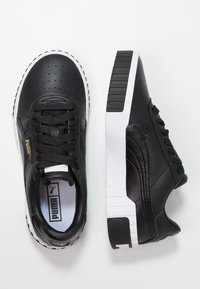 Puma - CALI - Trainers - black/white - 3
