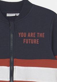 Name it - NMMLAUST CARD BOX - Zip-up sweatshirt - dark sapphire - 2