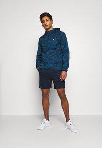 Jack & Jones - JJIAIR - Sports shorts - navy blazer - 1
