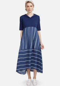 HELMIDGE - Day dress - breitband blau - 0