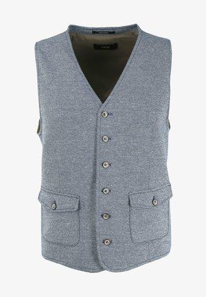 CIVENTI - Suit waistcoat - blau
