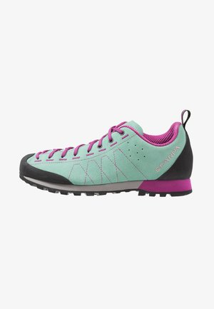 HIGHBALL   - Hiking shoes - reef water/fuxia
