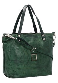 Campomaggi - Tote bag - green - 1