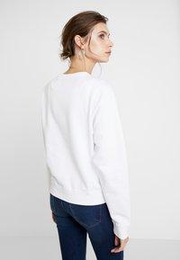 Guess - BASIC ICON  - Sweatshirt - true white - 2