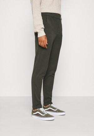 VMMAYA LOOSE SOLID PANT  - Trousers - peat