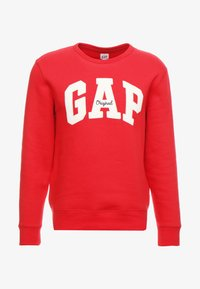 GAP - ORIGINAL ARCH CREW - Bluza - pure red - 3