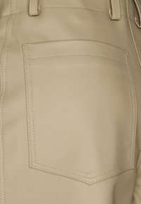 Deadwood - PRESLEY PANTS - Trousers - beige - 2